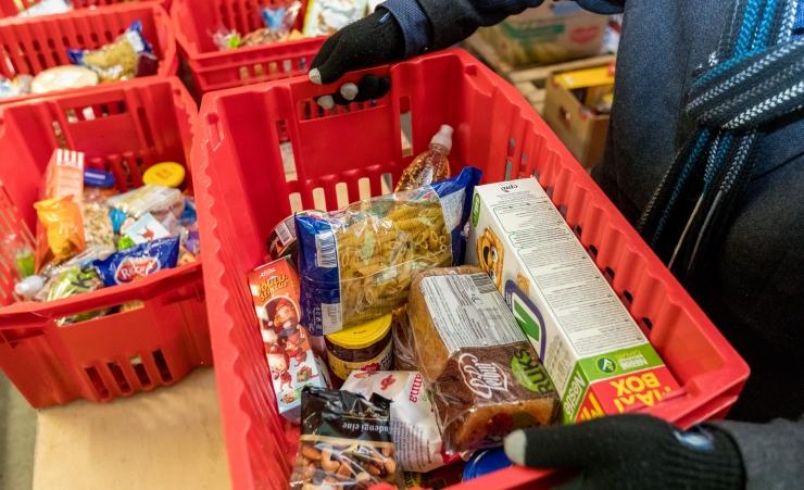 Mölder: Toidupangale tuleb leida Tallinnas uued ruumid