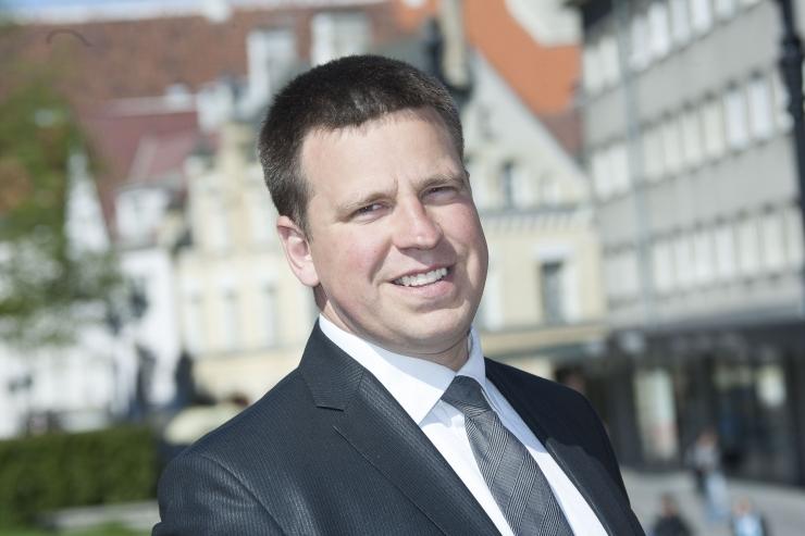 Jüri Ratas: Riigikogu usaldas Kadri Simsonit