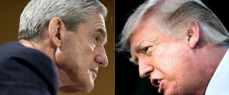 USA presidendi sõnul pole Mueller avastanud mingeid tõendeid