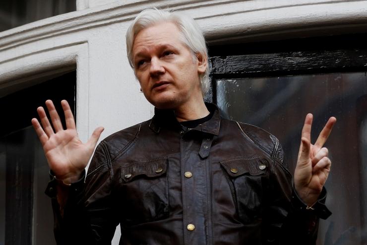 Suurbritannia ei anna Assange'ile diplomaatilist puutumatust