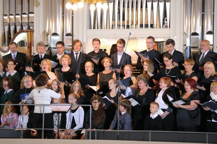 Eesti Kooriühing jagab koori- ja puhkpillimuusika aastapreemiaid