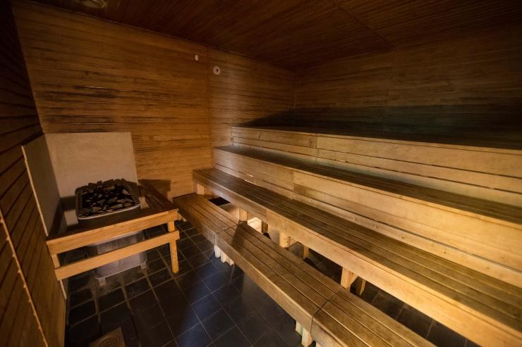 HÜVA LEILI! Kristiine eakad saavad ka sel aastal tasuta saunas käia