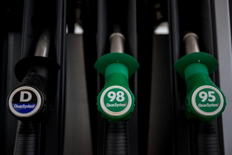 Balti kütusehinnad tõusid enim Riias