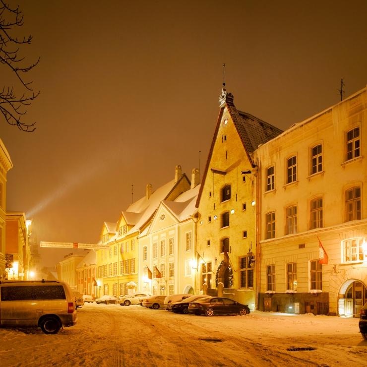 Eelmise aasta lõpp taaselustas Tallinna Linnateatri suure saali unistuse