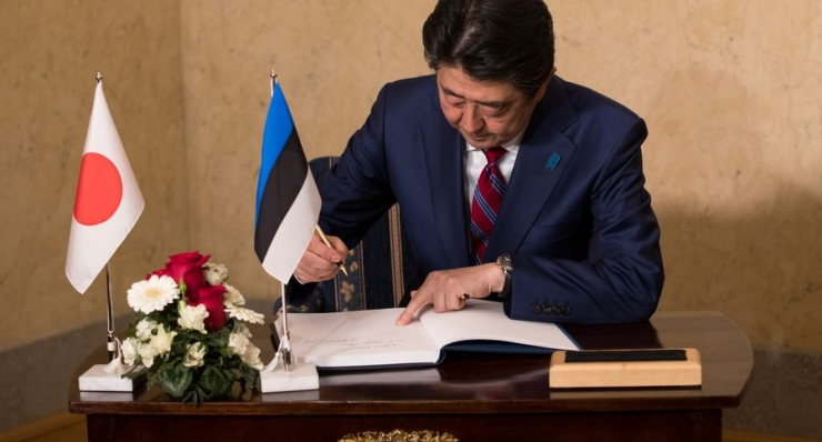 Jaapan liitub NATO küberkeskusega Tallinnas