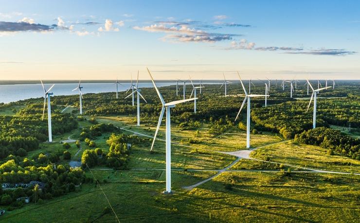 Rohelise energia lepingu sõlminute arv kolmekordistus aastaga