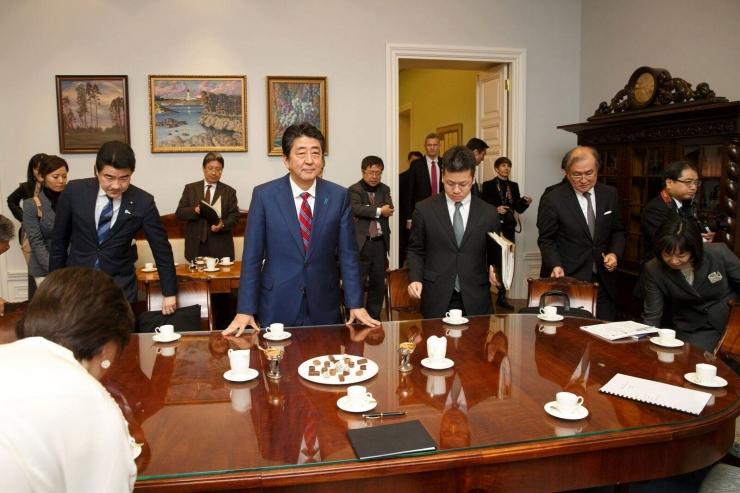 Jaapan: EL täidab ÜRO Põhja-Korea sanktsioone väga hästi