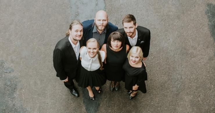 Estonian Voices esineb USA-s New Yorgis Skandinaavia majas