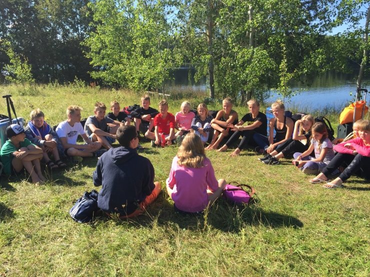 Integratsiooni Sihtasutus ootab Välis-Eesti noori Eesti suvelaagrisse