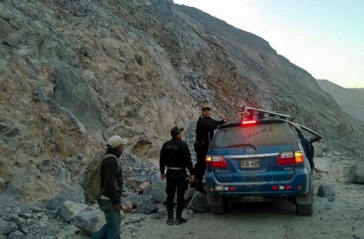 Peruu ranniku lähedal registreeriti maavärin magnituudiga 7,3
