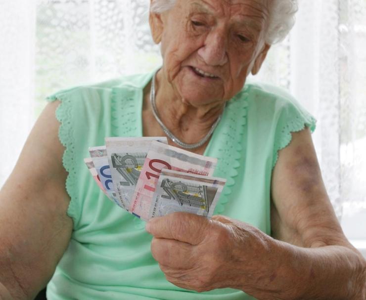 Juhtkiri: Jõukad pensionärid ei vaja erikohtlemist