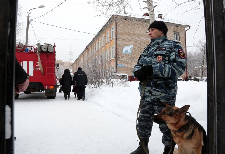 Permis toimus koolipussitamine, viga sai kaheksa õpilast ja õpetaja