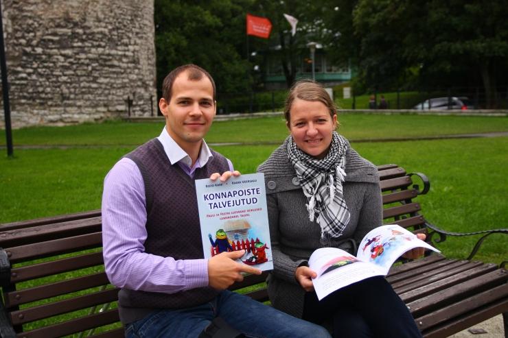 Lasteraamatute autorid kingivad lasteaedadele 100 raamatut