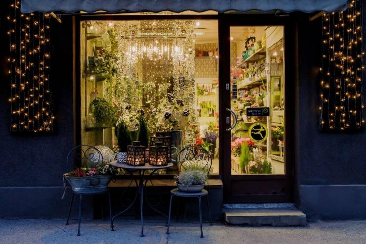 Selgusid Tallinna kesklinna kaunimad jõuluvaateaknad