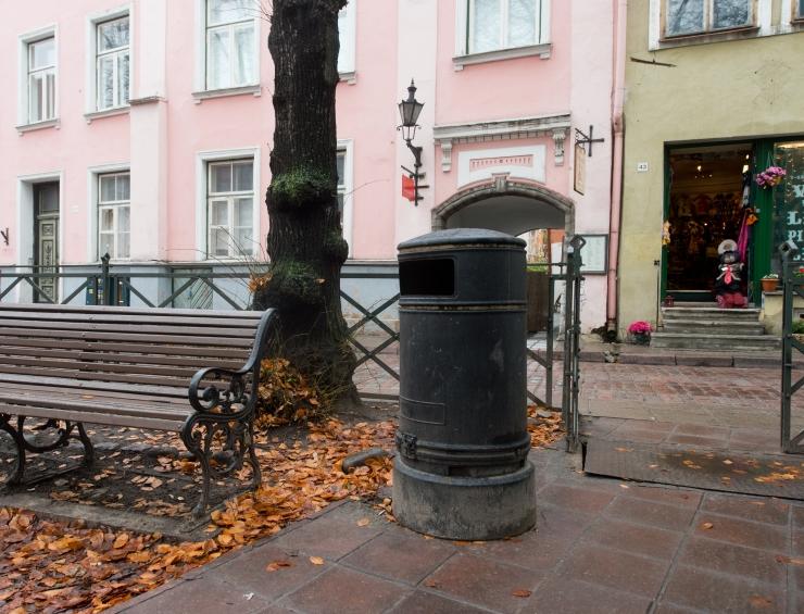 Tallinna linn tühistas kesklinna ja vanalinna jäätmete käitlushanke
