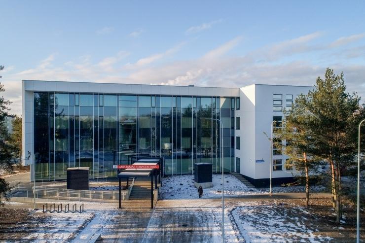 FOTOD JA VIDEO! Merike Martinson Mustamäe tervisekeskusest: see on pärl tervishoiumaastikul!
