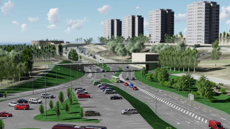 Seoses Gonsiori tänava rekonstrueerimisega muutub liikluskorraldus
