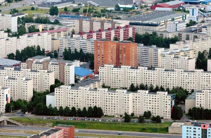 Tallinn pani enampakkumisel hulgaliselt mitmesugust kinnisvara