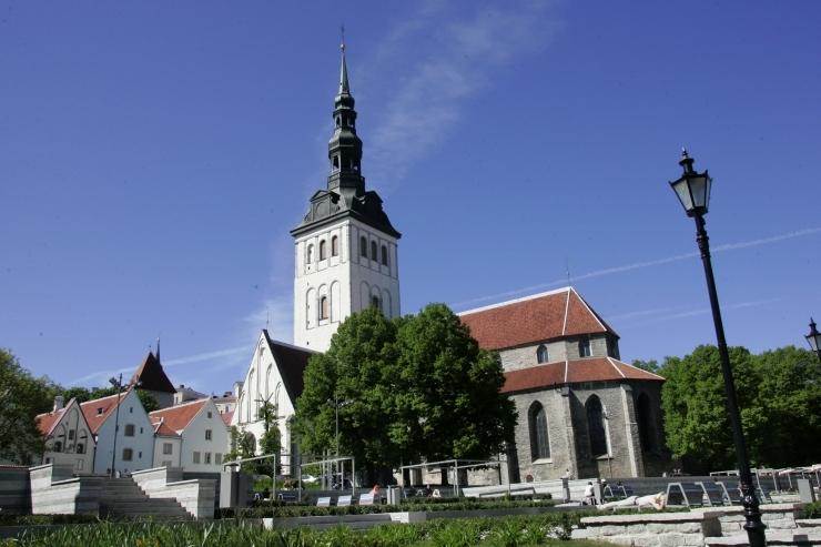 Eesti Kunstimuuseumi filiaalis Niguliste muuseumis antakse üle sihtannetus Tallinna Heleni Koolile