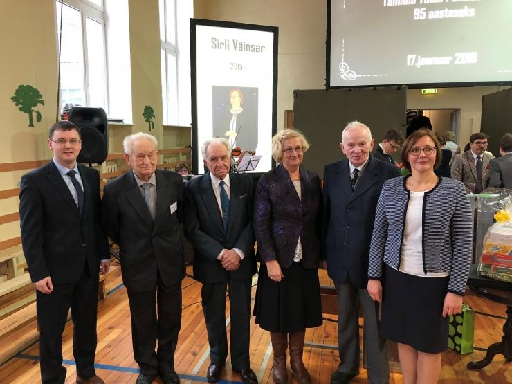 Tallinna Tondi Põhikool sai 95. aastaseks