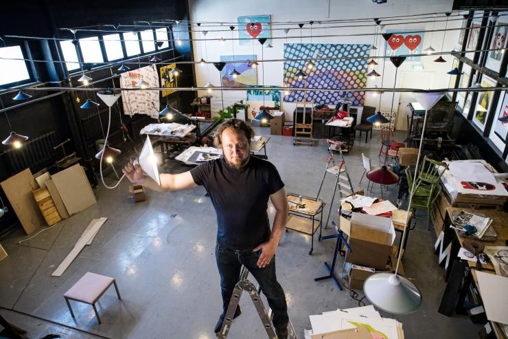 Jaak Visnap seljatas kohtuvaidluses Eesti Kunstnike Liidu