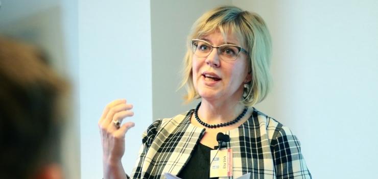 Euroopa Liidu esindajad tutvusid Tallinna eluasemepoliitikaga