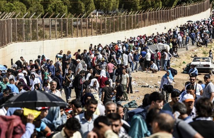 Uurimus: maailmas on kõige rohkem pagulasi Türgis
