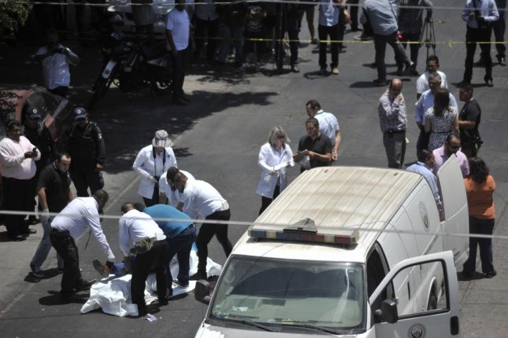 Mehhikos mõrvati mullu üle 25 000 inimese