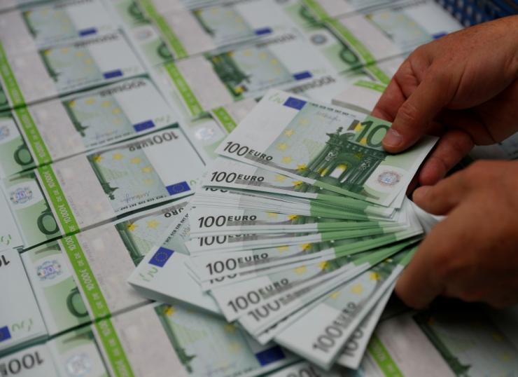 Järjekordse pangaskandaali raha jõudis ka Eestisse