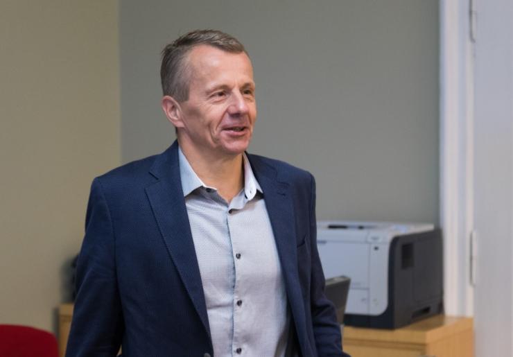 ARVAMUS: Verbaalgängster Jürgen Ligi võib libastuda, Reinsalu mitte?