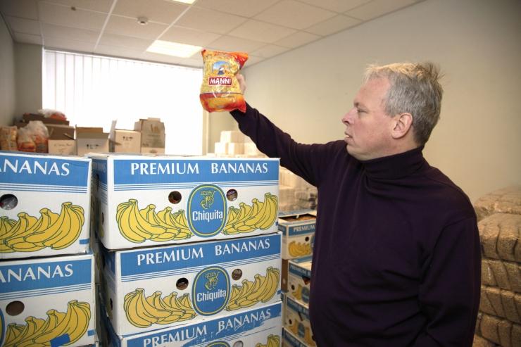 Toidupanga juht: kiirelt riknevad toiduained jõuavad toidupanka liiga hilja