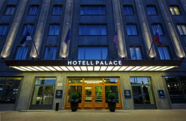 Hotell Palace – kolmandat aastat järjest Eesti parim!