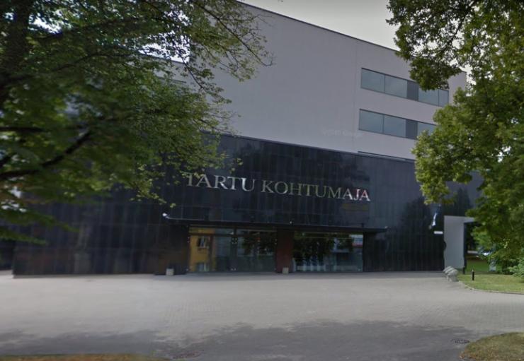 Narva linnavolikogu juht kaebab ringkonnakohtu otsuse edasi