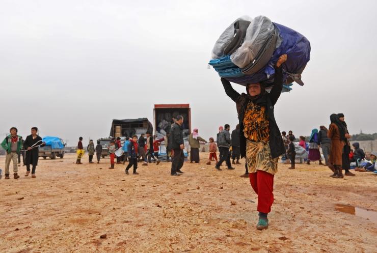 Eesti annab 250 000 eurot Süüria humanitaarkriisi leevendamiseks