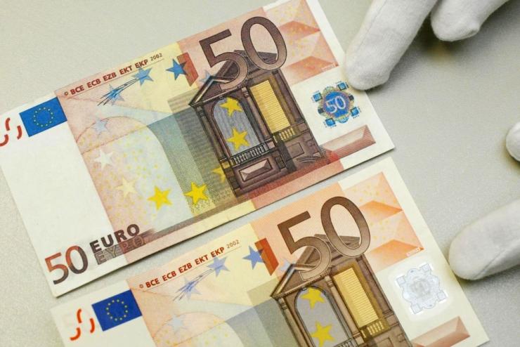Möödunud aastal avastati Eestis 604 võltsitud eurokupüüri