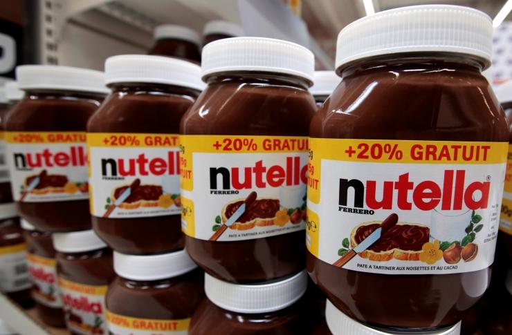 Prantsusmaal puhkesid odava Nutella tõttu rüselused