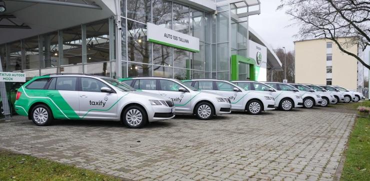 Taxify autojuhid korraldavad õhtul Tallinnas meeleavalduse