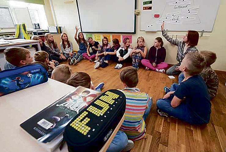 Tallinna koolid saavad liituda kiusamise vähendamise programmiga