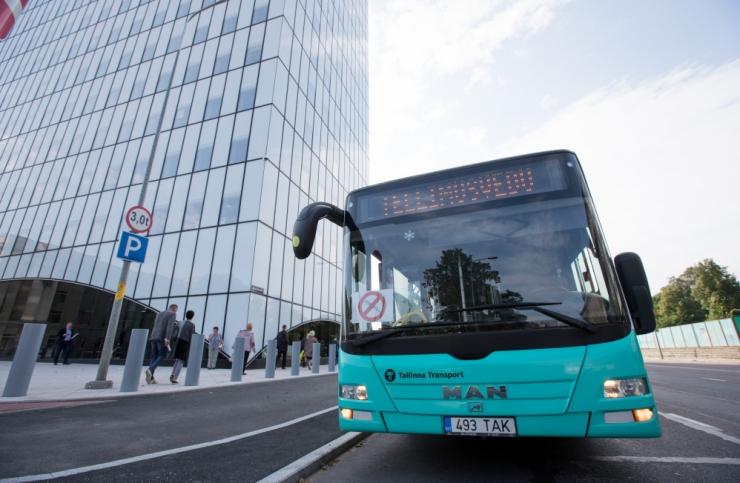 Veebruarist muutuvad busside sõiduplaanid
