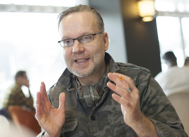 SAMI LOTILA: Enne tuleb Rail Baltic valmis ehitada