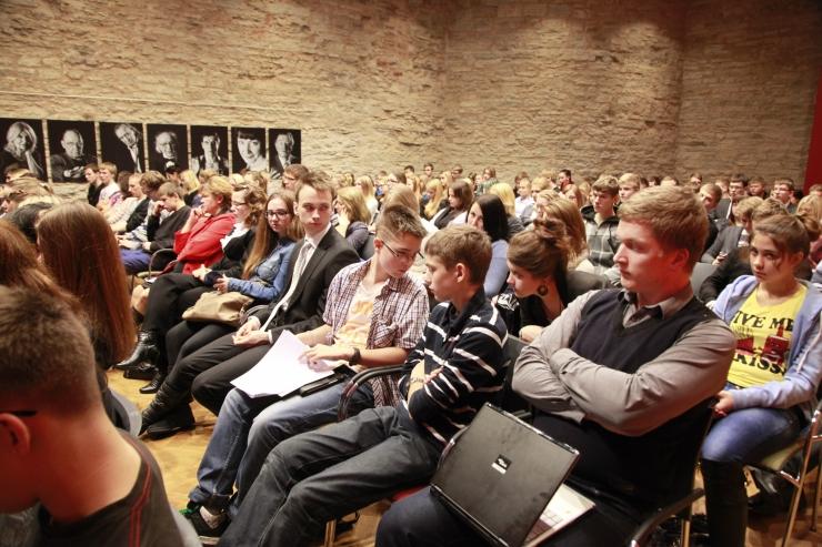 Üliõpilaste talimängud võitis Tallinna Tehnikaülikool