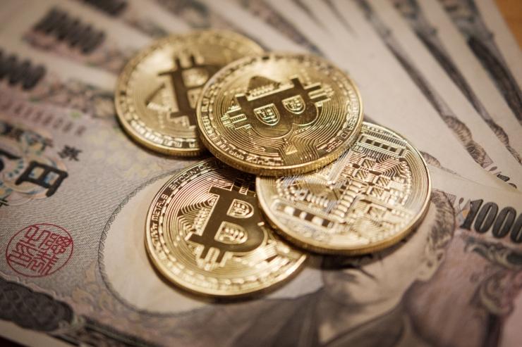 Suurbritannias rööviti relva ähvardusel Bitcoine