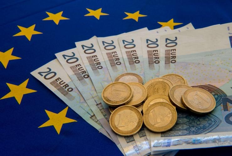 Euroala ja EL-i majandus kasvas mullu 2,5 protsenti