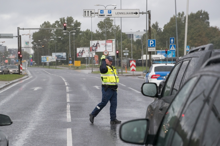 Politsei otsib Tartu tanklaröövli kaasosalist