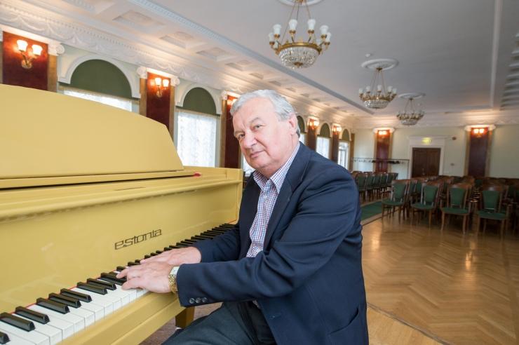 Lasnamäe Linnaosa Valitsus kutsub tasuta klassikalise muusika kontserdile