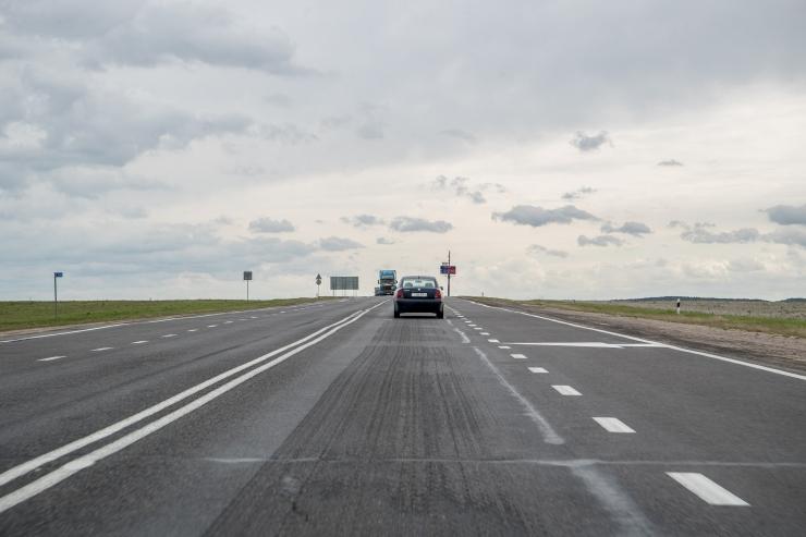 Maanteeametile on laekunud 4,3 miljonit eurot teekasutustasu