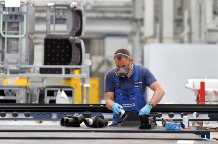 Tööinspektsioon tuvastas metallitööstuseid kontrollides 163 rikkumist