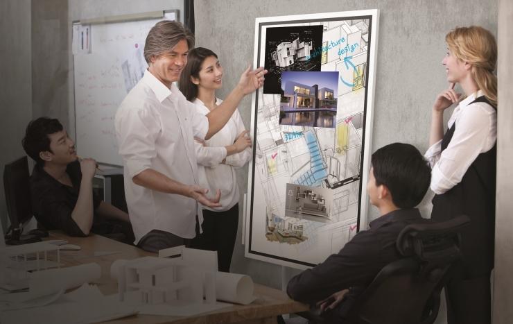 Tuleviku kontor: 3D kohtumised, interaktiivsed märkmetahvlid ja ülinutikad tööruumid