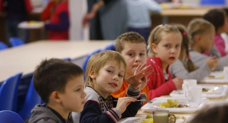 Uuring: lapsed armastavad kala ja erinevaid suppe