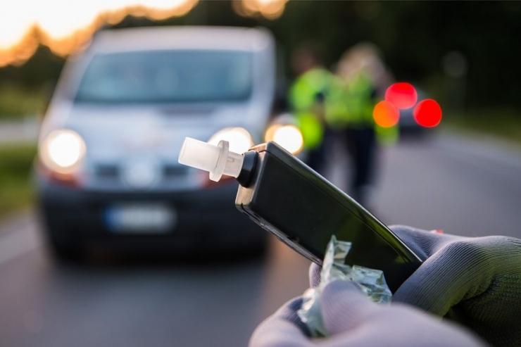 Politsei tabas möödunud aastal kokku ligi 6500 joobes juhti